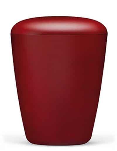 Heim rød urne