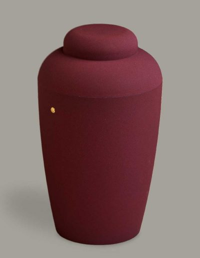 Soft 10 urne bordeaux